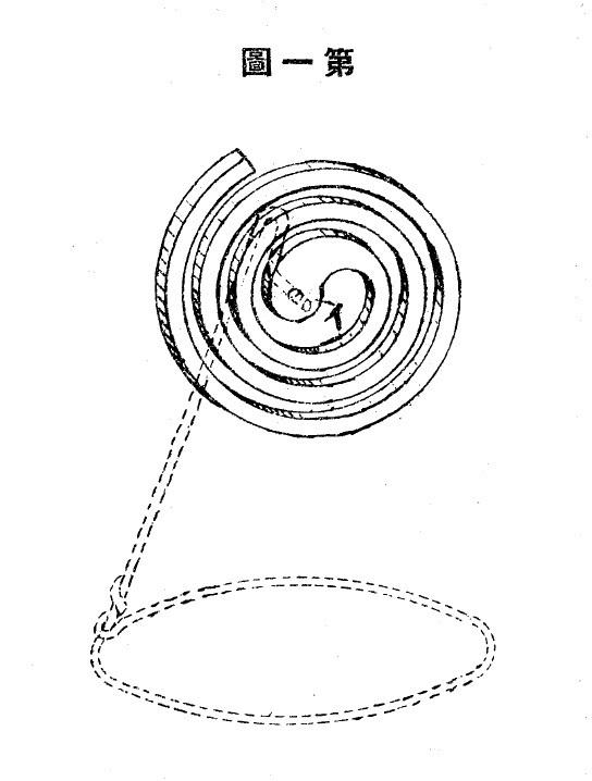 世界 初 の 蚊取り線香 形状 は