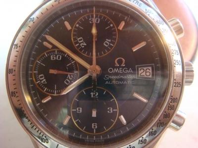 finest selection 3272b 70a0a 針に錆び OMEGA スピードマスター デイト CAL.1152 ケースの防水 ...