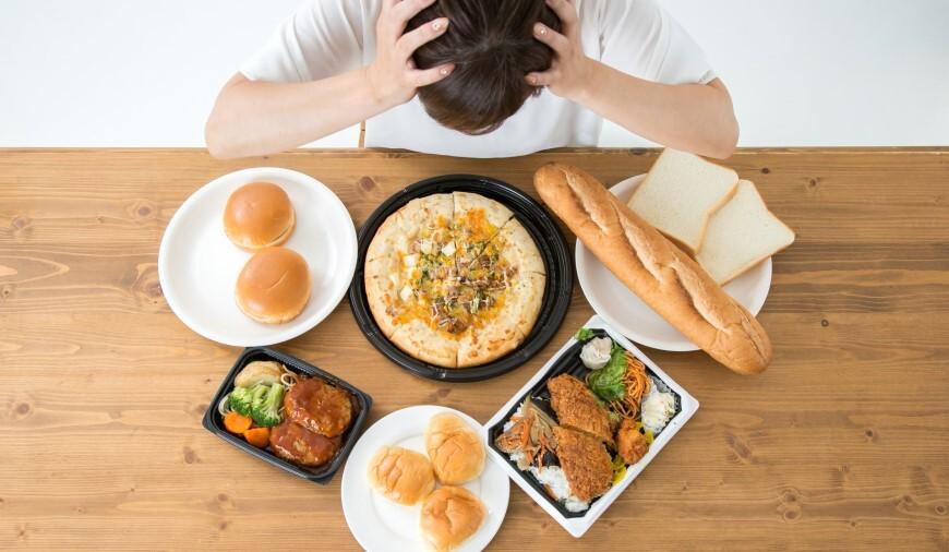コロナ太りの人増加中?太りにくい簡単満足レシピを紹介!