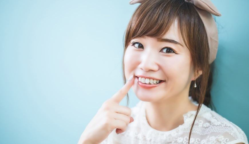 いつまでも健康的な白い歯でいるために オーラルケアに関する意識調査